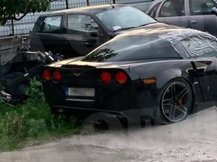Φωτογραφία για Τροχαίο 25χρονου : Αυτός είναι ο οδηγός της Corvette που παραδόθηκε στην αστυνομία