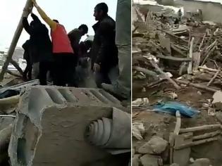 Φωτογραφία για Σεισμός 5,7 Ρίχτερ στα σύνορα Τουρκίας με Ιράν με νεκρούς