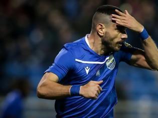 Φωτογραφία για Δυναμική η επιστροφή του Αραβίδη στη Super League