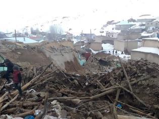 Φωτογραφία για Νέος ισχυρός σεισμός 5,8 Ρίχτερ στα σύνορα Τουρκίας – Ιράν