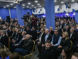 Φωτογραφία για ΝΔ: Ποιοι εξελέγησαν στη νέα Εκτελεστική Γραμματεία