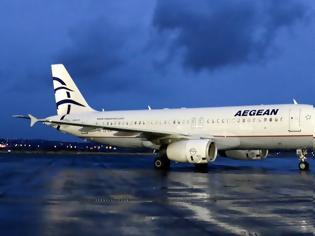 Φωτογραφία για AEGEAN: Οι επιβάτες μπορούν να αλλάξουν τα εισιτήριά τους χωρίς επιβάρυνση λόγω κορονοϊού