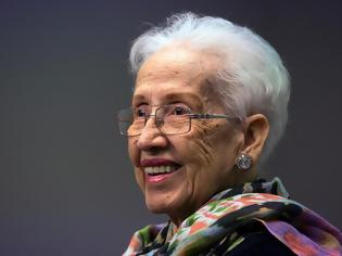 Φωτογραφία για Η θρυλική μαθηματικός της NASA Katherine G. Johnson πέθανε σήμερα