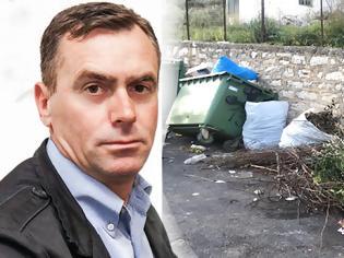 Φωτογραφία για ΝΙΚΟΣ ΖΩΓΑΣ: Γεμάτος σκουπίδια ο Αστακός και τα Ξηρομερίτικα χωριά!