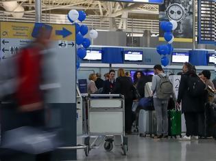 Φωτογραφία για Η αεροπορική κίνηση του αεροδρομίου Ρόδου στους 52.384 επιβάτες τον Ιανουάριο