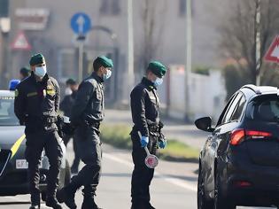 Φωτογραφία για Κορωνοϊός: Έβδομος νεκρός στην Ιταλία - Πανικός με αστυνομικούς στους δρόμους και πόλεις-φαντάσματα