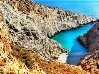 Φωτογραφία για Η «άγνωστη» παραλία, μια ανάσα από τα Χανιά, βγαλμένη από τα ωραιότερα καλοκαιρινά σου όνειρα!