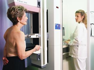 Φωτογραφία για Οι μαστογραφίες ΔΕΝ παρέχουν ουσιαστικό όφελος στις γυναίκες άνω των 75