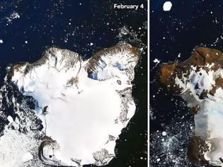 Φωτογραφία για Η κλιματική αλλαγή μετατρέπει την Ανταρκτική σε έρημο