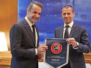Φωτογραφία για Ποδόσφαιρο: Αυτό είναι το συνυποσχετικό με FIFA-UEFA - Τι προβλέπεται για διαιτησία, βία και διαφθορά
