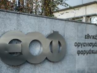 Φωτογραφία για ΕΟΦ: Ανακαλείται παρτίδα του αντιπυρετικού APOTEL