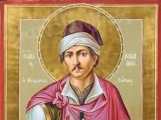 Φωτογραφία για Ο Άγιος Νεομάρτυρας Ιωάννης ο Κάλφας (26.2.1575)