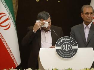 Φωτογραφία για Κορωνοϊός: Ο υφυπουργός Υγείας του Ιράν έτοιμος να καταρρεύσει καθώς έχει προσβληθεί από τον ιό