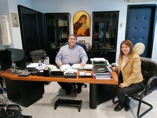Φωτογραφία για Υπογραφή σύμβασης του έργου «Συντήρηση Παλαιάς Εθνικής Οδού Έδεσσας-Φλώρινας (περιοχή Ξανθογείων)»