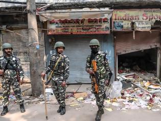 Φωτογραφία για Τουλάχιστον 20 νεκροί στα βίαια επεισόδια στο Νέο Δελχί