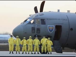 Φωτογραφία για Κοροναϊός: Μέτρα προστασίας για τα πληρώματα της ΠΑ που πέταξαν στην Ιταλία είχαν ληφθεί;