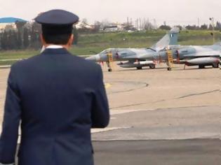 Φωτογραφία για Ο κορωνοϊος «χτύπησε» και τις στολές της Πολεμικής Αεροπορίας