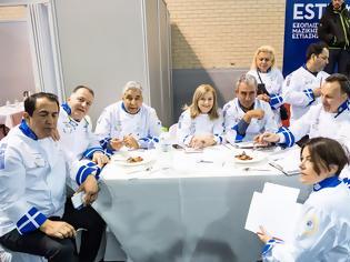 Φωτογραφία για Με μεγάλη επιτυχία πραγματοποιήθηκε ο 1ος Μεσογειακός Διαγωνισμός Μαγειρικής και Ζαχαροπλαστικής 2020