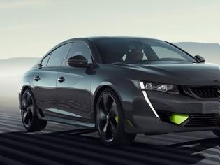 Φωτογραφία για Peugeot 508 Sport Engineered Concept