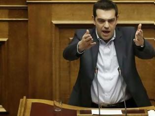 Φωτογραφία για Αλέξης Tσίπρας: Σημειολογία ενός μοναδικού λόγου στη Βουλή