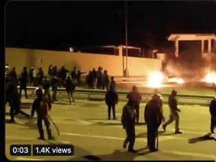 """Φωτογραφία για Επιστρέφουν τα μηχανήματα του Στρατού από Λέσβο-Χίο! """"Είχαμε προειδοποιήσει"""" λένε οι στρατιωτικοί"""