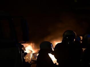 Φωτογραφία για Χίος: Εμπλοκή του Στρατού στη καταστολή – Τα μηχανήματα του Μηχανικού σε ρόλο διάνοιξης οδοφραγμάτων
