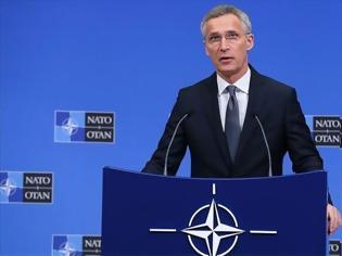 Φωτογραφία για ΝΑΤΟ: Ο Στόλτενμπεργκ καταδίκασε την επίθεση του «συριακού καθεστώτος» και της Ρωσίας σε Τούρκους στρατιώτες
