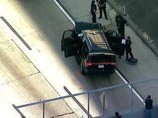 Φωτογραφία για Έκλεψε νεκροφόρα που μέσα είχε πτώμα -Τρελή καταδίωξη στους δρόμους του Λος Άντζελες