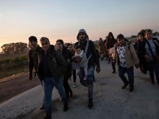 Φωτογραφία για Άρχισαν τα επεισόδια με πρόσφυγες στα σύνορα -Συναγερμός στην κυβέρνηση, ενεργοποιεί δραστικά μέτρα