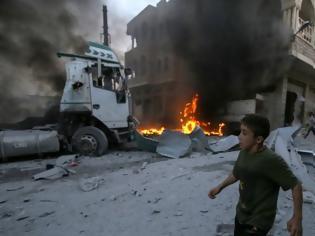 Φωτογραφία για 16 Σύροι στρατιώτες σκοτώθηκαν σε βομβαρδισμούς του τουρκικού στρατού στην Ιντλίμπ