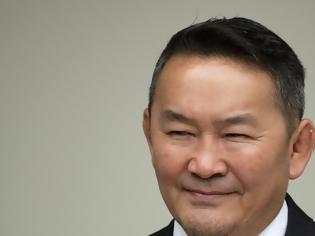 Φωτογραφία για Κορωνοϊός: Σε καραντίνα ο πρόεδρος της Μογγολίας - Επέστρεψε από την Κίνα