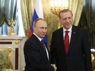 Φωτογραφία για Ερντογάν σε Πούτιν: Υπεύθυνο για τη συγκέντρωση προσφύγων στα σύνορά μας είναι το καθεστώς Άσαντ