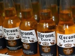 Φωτογραφία για Ζημιές 150εκ. ευρώ στην μπύρα Corona ...λόγω κορονοϊού!