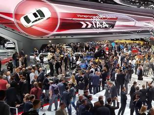 Φωτογραφία για Τέλος η  Διεθνούς Έκθεσης Αυτοκινήτου τηςΦρανκφούρτη από το 2021