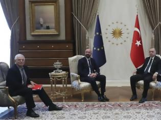 Φωτογραφία για Τουρκία σε ΕΕ: Δεν θεωρούμε τους πρόσφυγες εργαλείο πολιτικού εκβιασμού!