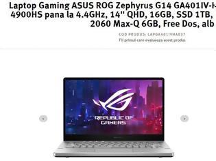 Φωτογραφία για ASUS & Lenovo laptops με τον Ryzen 9 4900U APU