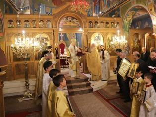 Φωτογραφία για Κυριακή τῆς Ὀρθοδοξίας στόν Καθεδρικό Ναό Ναυπάκτου (video)
