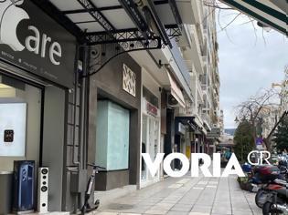 Φωτογραφία για Θεσσαλονίκη: Εικόνες «Ουχάν» στο κέντρο της πόλης