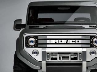 Φωτογραφία για Ford Bronco