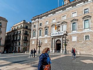 Φωτογραφία για Ισπανία «κλείνει» όπως η Ιταλία μετά τη ραγδαία αύξηση των νεκρών