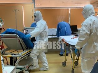 Φωτογραφία για «Μάχη χωρίς όπλα» δίνουν γιατροί και νοσηλευτές στα Νοσοκομεία της Πάτρας