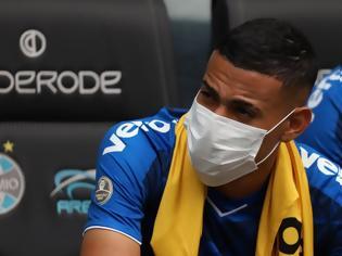 Φωτογραφία για Βραζιλία : Με… μάσκες οι παίκτες της Γκρέμιο σε ένδειξη διαμαρτυρίας