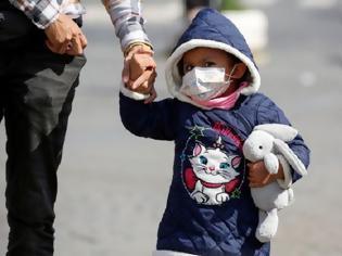 Φωτογραφία για Κινδυνεύουν και τα παιδιά από τον Covid-19