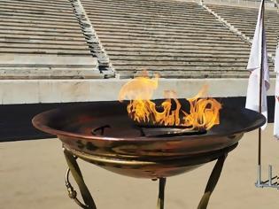 Φωτογραφία για Στo ΕΡΤ Sports η παράδοση της Ολυμπιακής Φλόγας - Δείτε πότε θα μεταδοθεί