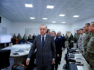 Φωτογραφία για «Φρένο» βάζει στον Ερντογάν ο Covid-19 - Όλα δείχνουν ότι η πανδημία χτύπησε και τις τουρκικές ΕΔ