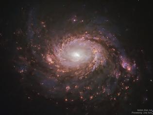 Φωτογραφία για M77: Spiral Galaxy with an Active Center