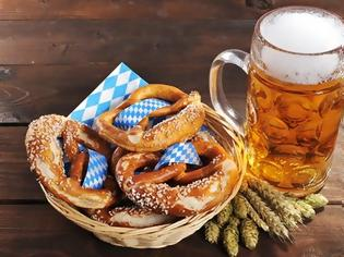 Φωτογραφία για Τα πρώτα pretzel;