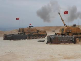 Φωτογραφία για Τουρκία-Συρία: Δύο Τούρκοι στρατιώτες σκοτώθηκαν στην Ιντλίμπ