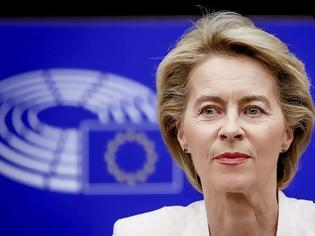 Φωτογραφία για Φον ντερ Λάιεν: Δημοσιονομικοί κανόνες τέλος στην ΕΕ μέχρι νεωτέρας λόγω κορονοϊού
