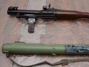 Φωτογραφία για Τρομοκρατία: Αυτό είναι το οπλοστάσιο που βρέθηκε στα Σεπόλια -Φωτος